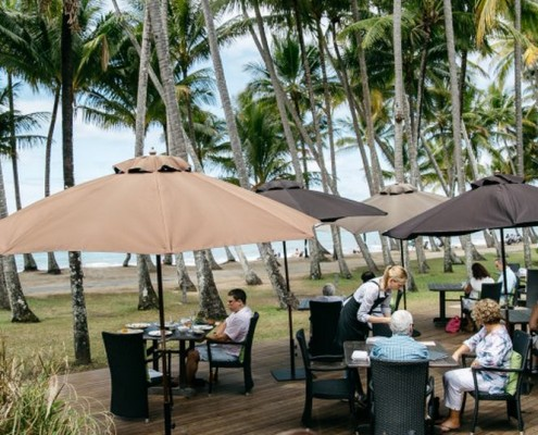 palm cove restaurants- Nu Nu