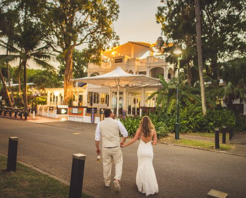 Palm Cove wedding venue