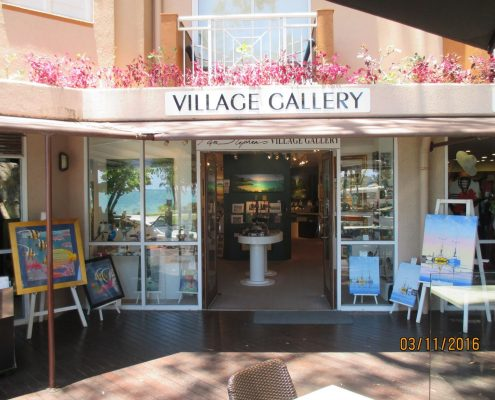 Palm Cove Art Gallery